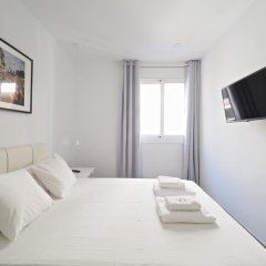 Отель The White Flats Les Corts Испания, Барселона - отзывы, цены и фото номеров - забронировать отель The White Flats Les Corts онлайн комната для гостей фото 9