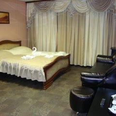 Мини-отель ФАБ 2* Стандартный семейный номер разные типы кроватей фото 7