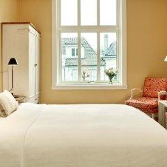 Hotel Park Bergen 4* Стандартный номер фото 12