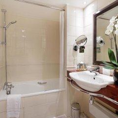 Отель Hôtel Concorde Montparnasse 4* Классический номер с различными типами кроватей фото 10