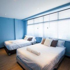Отель The Mix Bangkok - Silom 3* Стандартный номер фото 26