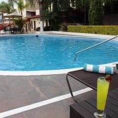 Hotel Posada Virreyes 3* Стандартный номер с различными типами кроватей фото 7