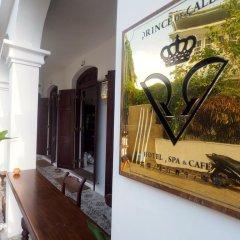 Отель Prince Of Galle 3* Стандартный номер фото 11