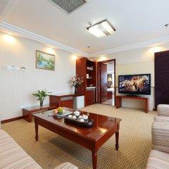 Hooray Hotel - Xiamen 4* Улучшенный люкс фото 2