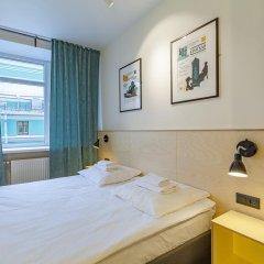 Гостиница Друзья на Фонтанке 2* Стандартный номер с двуспальной кроватью фото 12