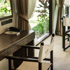 Отель Nikki Beach Resort 5* Вилла с различными типами кроватей фото 7