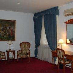 Academy Dnepropetrovsk Hotel 4* Улучшенный номер с различными типами кроватей фото 8