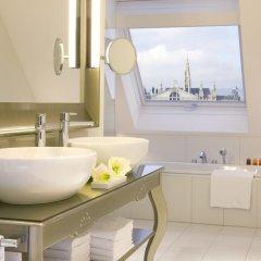 Steigenberger Hotel Herrenhof Wien 4* Улучшенный номер с двуспальной кроватью
