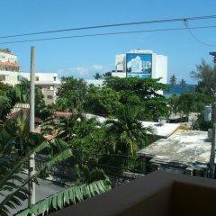 Отель Calypso Beach Доминикана, Бока Чика - отзывы, цены и фото номеров - забронировать отель Calypso Beach онлайн балкон