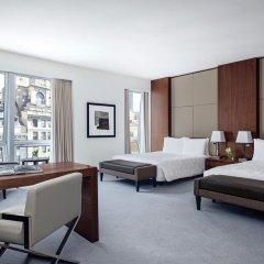 Отель The Langham, New York, Fifth Avenue Стандартный семейный номер с 2 отдельными кроватями фото 2