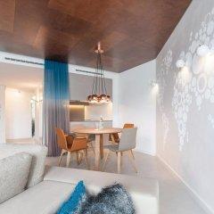EMA House Hotel Suites 4* Представительский люкс с 2 отдельными кроватями фото 2