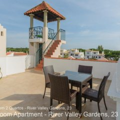 Отель Akisol Vilamoura Village Португалия, Виламура - отзывы, цены и фото номеров - забронировать отель Akisol Vilamoura Village онлайн балкон