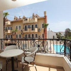 Fidan Apart Hotel балкон
