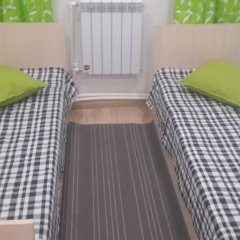 Мини-Отель Седьмое Небо Стандартный номер с двуспальной кроватью фото 12