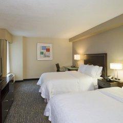 Отель Hampton Inn Washington DC - Convention Center 2* Стандартный номер с различными типами кроватей фото 2