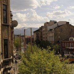 Апартаменты Emigrant apartment балкон