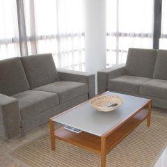 Отель Apartamentos Plaza Picasso Испания, Валенсия - 2 отзыва об отеле, цены и фото номеров - забронировать отель Apartamentos Plaza Picasso онлайн комната для гостей фото 3