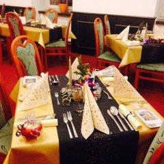 Отель Flora Чехия, Марианске-Лазне - отзывы, цены и фото номеров - забронировать отель Flora онлайн питание