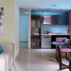 Ramada Hotel & Suites by Wyndham JBR 4* Улучшенные апартаменты с различными типами кроватей фото 9
