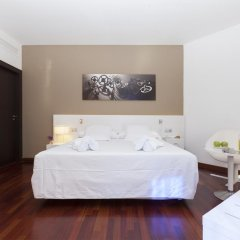 Отель URH Ciutat de Mataró 4* Стандартный номер двуспальная кровать фото 2