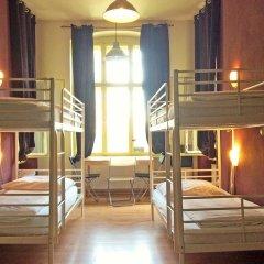 Alcatraz Backpacker Hostel Кровать в общем номере