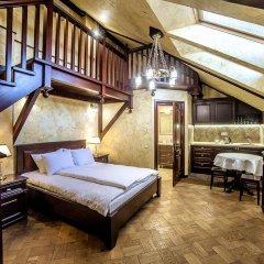 Apart-hotel Horowitz 3* Апартаменты с двуспальной кроватью фото 23