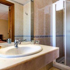 Отель Sacromonte ванная