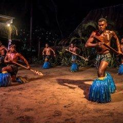 Отель Robinson Crusoe Island Фиджи, Вити-Леву - отзывы, цены и фото номеров - забронировать отель Robinson Crusoe Island онлайн фитнесс-зал