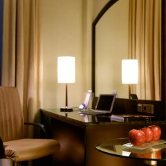 Гостиница Hilton Москва Ленинградская 5* Гостевой номер Hilton с различными типами кроватей фото 4