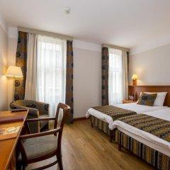 The Three Corners Hotel Art 3* Номер Комфорт с двуспальной кроватью фото 3