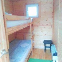 Отель Уральский Теремок 3* Кровать в общем номере