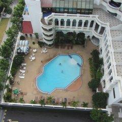 Отель Centric Sea Pattaya Апартаменты с различными типами кроватей фото 36