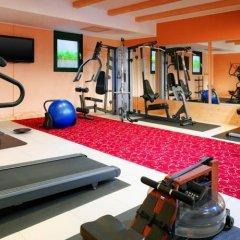 Отель Sheraton Airport фитнесс-зал