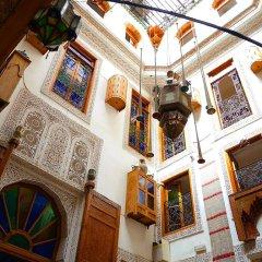 Отель Riad Verus Марокко, Фес - отзывы, цены и фото номеров - забронировать отель Riad Verus онлайн интерьер отеля фото 3