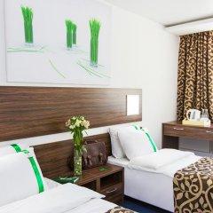 Президент Отель 4* Стандартный номер с различными типами кроватей фото 40