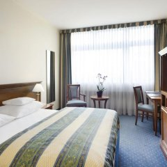 Hollywood Media Hotel 4* Стандартный номер двуспальная кровать