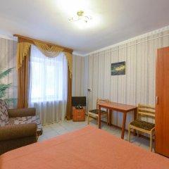 Гостиница Виктория Стандартный номер с двуспальной кроватью фото 2