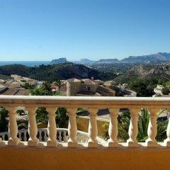 Отель Casa Martine балкон