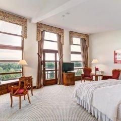 Отель Vilnius Grand Resort 4* Представительский номер с различными типами кроватей фото 2