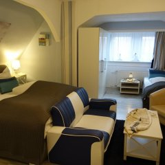 Hotel Villa Konstanz 3* Стандартный номер фото 2
