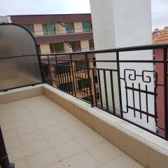 Апартаменты Ahinora Apartments Поморие балкон
