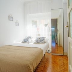 Отель ShortStayFlat Feel the real Lisbon Лиссабон комната для гостей фото 3