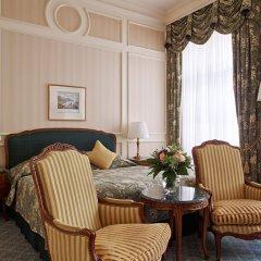 Grand Hotel Wien 5* Номер Делюкс с различными типами кроватей фото 7
