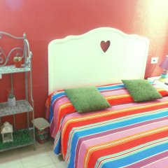Отель Pforì Стандартный номер с двуспальной кроватью