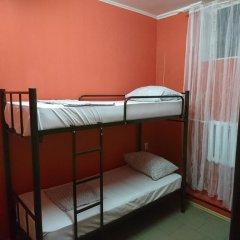 Хостел Кутузова 30 Кровать в общем номере с двухъярусной кроватью фото 9