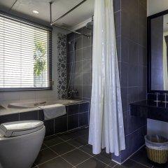 Отель Lotus Muine Resort & Spa 4* Бунгало с различными типами кроватей фото 12