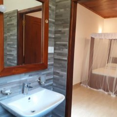 Отель Nooit Gedacht Holiday Resort Унаватуна ванная