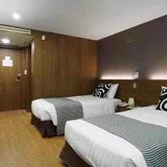 Itaewon Crown hotel 3* Улучшенный номер с различными типами кроватей