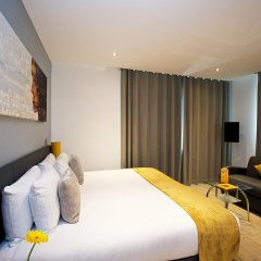 Отель Staycity Aparthotels Greenwich High Road комната для гостей фото 2
