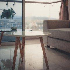 Отель Condotel Ha Long Апартаменты с различными типами кроватей фото 25